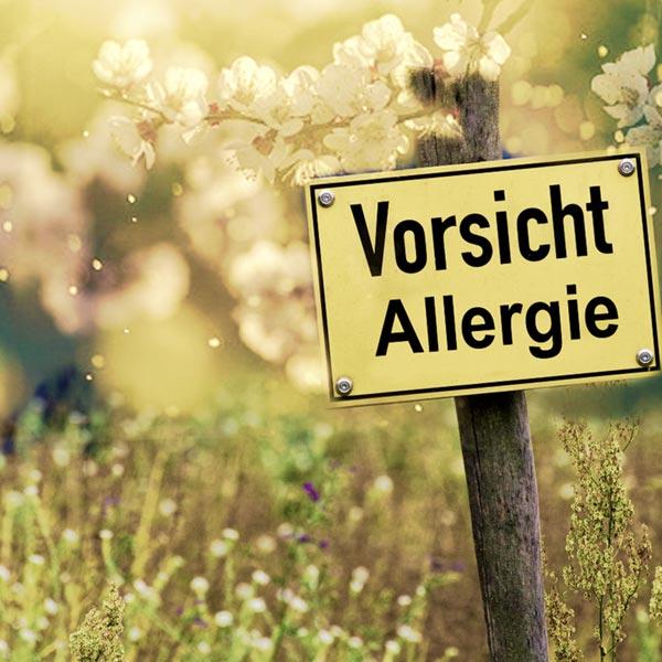 Allergien-Heuschnupfen